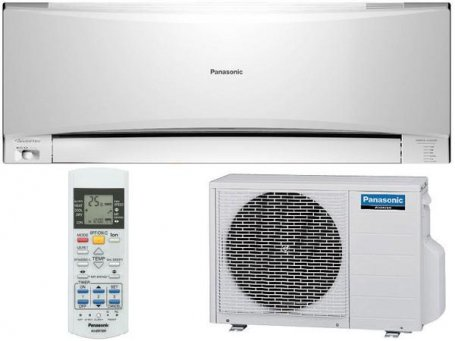Кондиционеры Panasonic Deluxe Inverter модели 2011 года  CS/CU-Е7MKD	CS/CU-Е9MKD	CS/CU-Е12MKD	CS/CU-Е15MKD